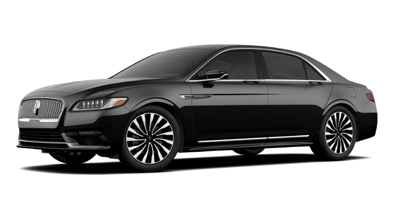 2019 Lincoln Black Label Continental Black Label Sedan
